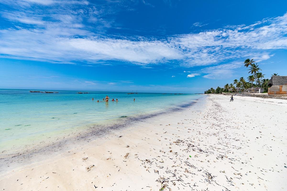 Zanzibar zadarmo
