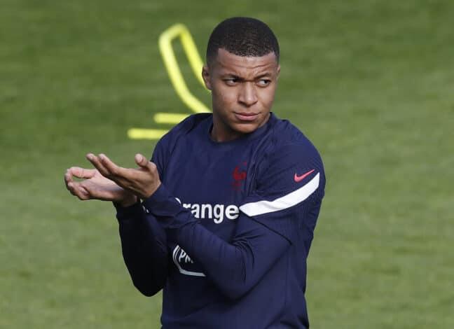 Euro 2020 - France Training