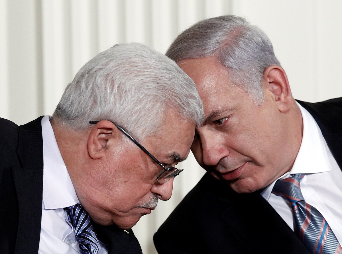 Palestinští představitelé jednání Egypt