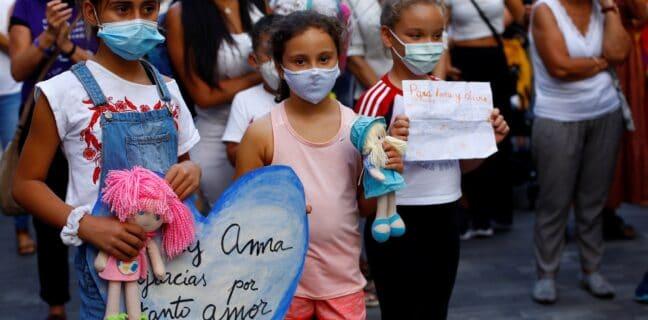 Dvojnásobná vražda vyhnala Španěly do ulic