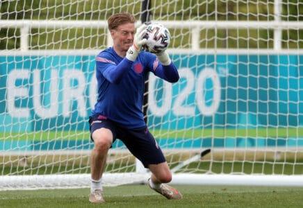 Euro 2020 - England Training
