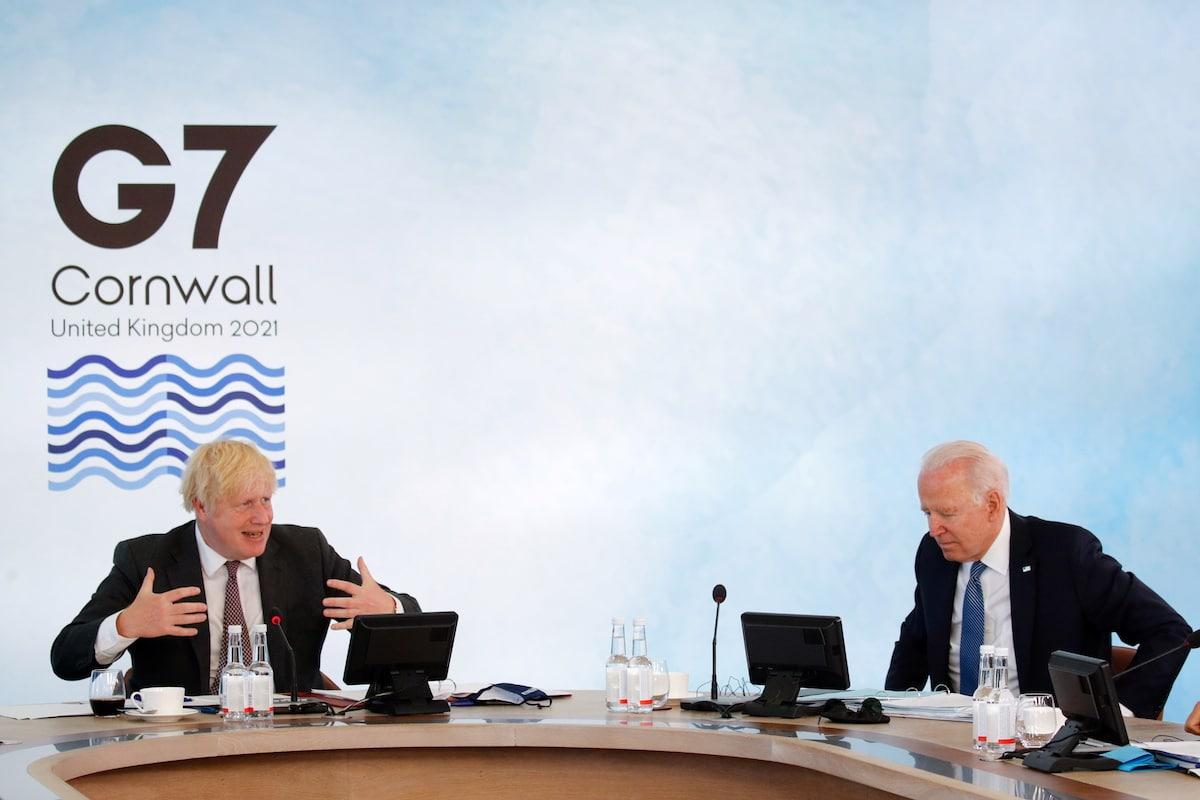 G7 zvýšení financování v oblasti klimatu