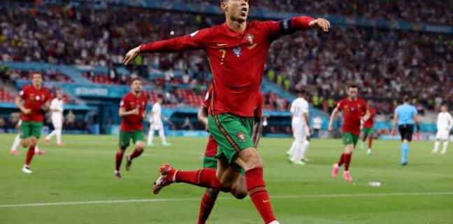 Euro 2020 - Group F - Portugal vs. France