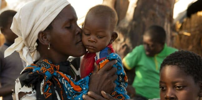 mozambique children