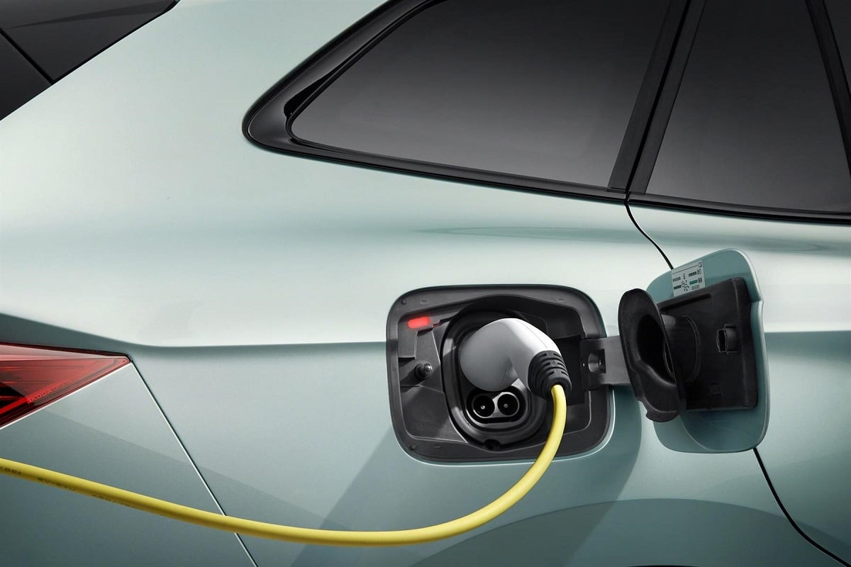 Škoda Enyaq iV nejprodávanější elektromobil
