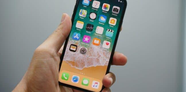 iPhone X. Foto: Unsplash