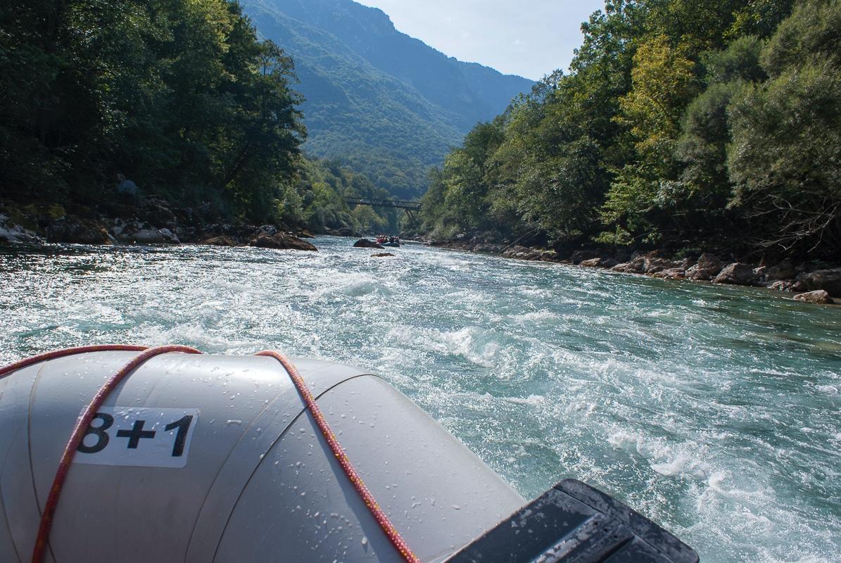 Nejlepší rafting v Evropě