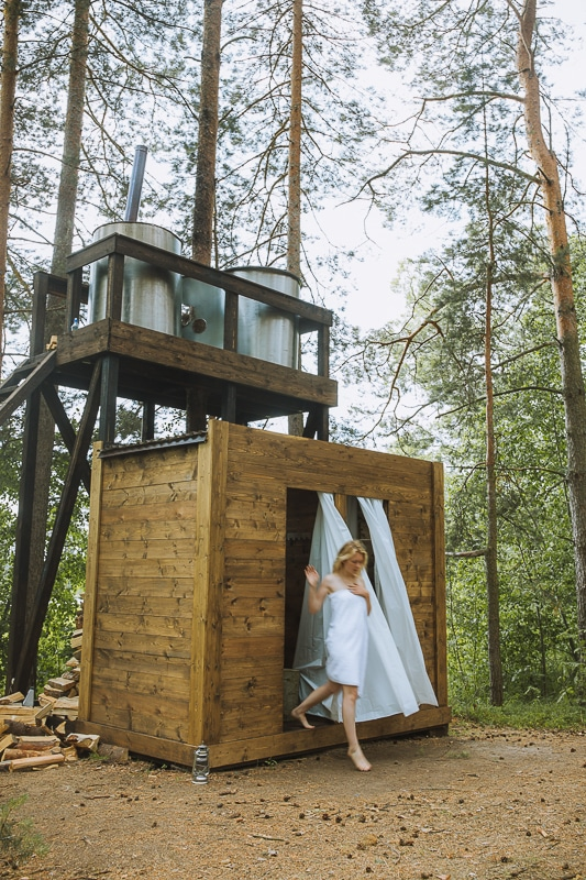 co je to glamping