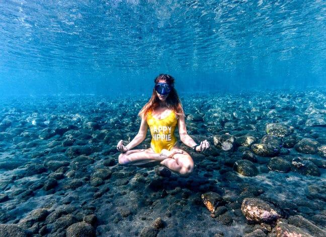 Aqua jóga