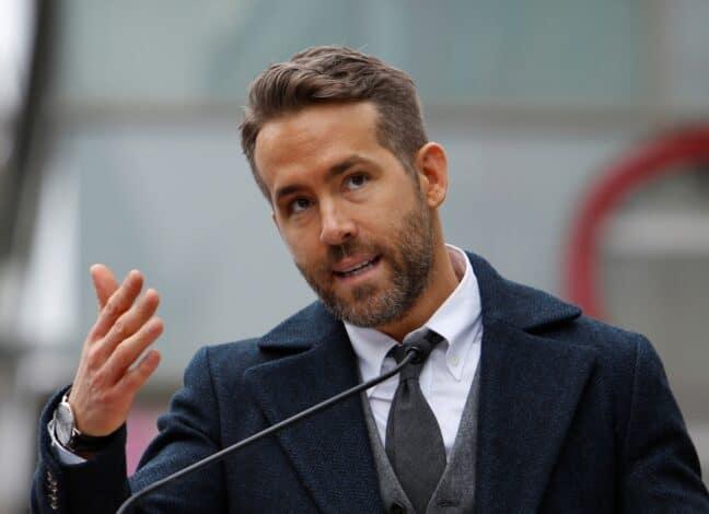 Herec Ryan Reynolds o úzkosti