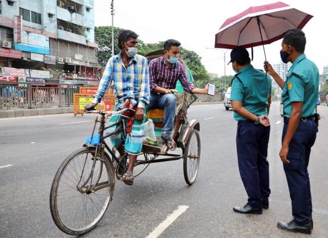 Policie Bangladéš