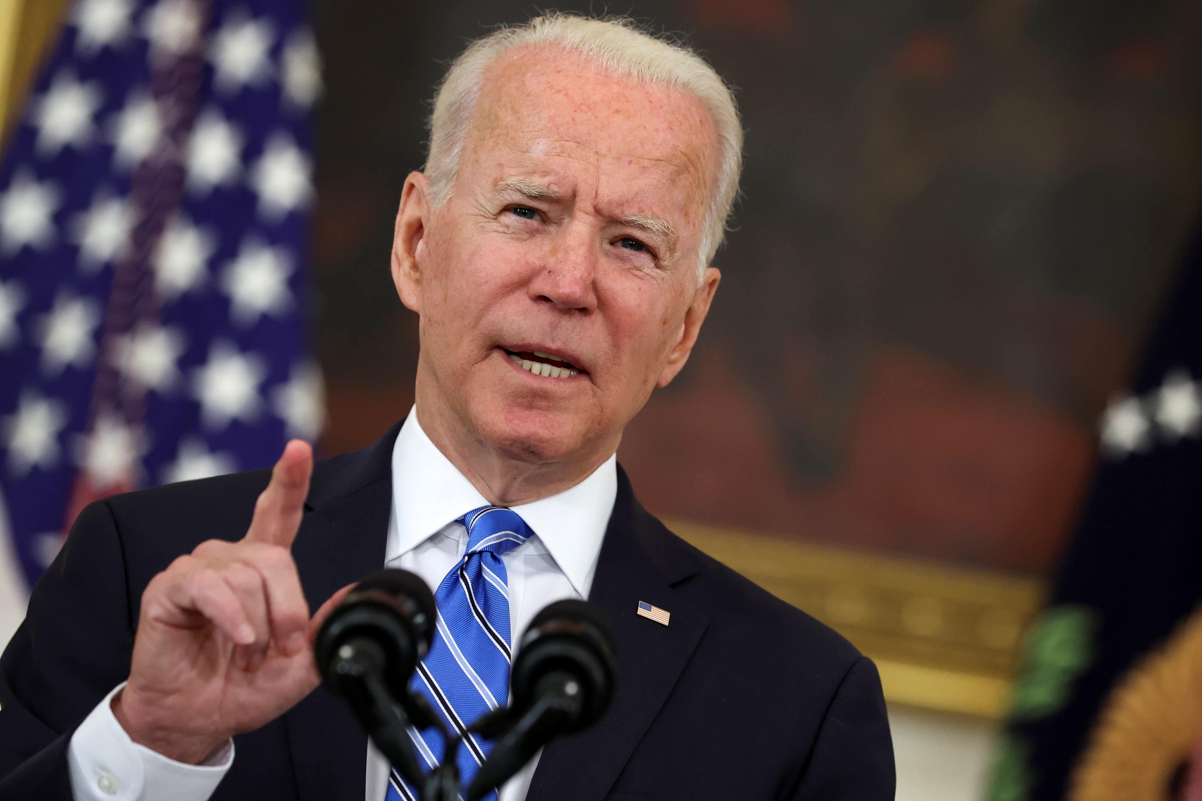 Joe Biden rozhodl o sankcích proti Kubě
