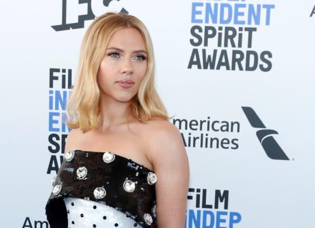 Scarlett Johansson žaluje společnost Walt Disney