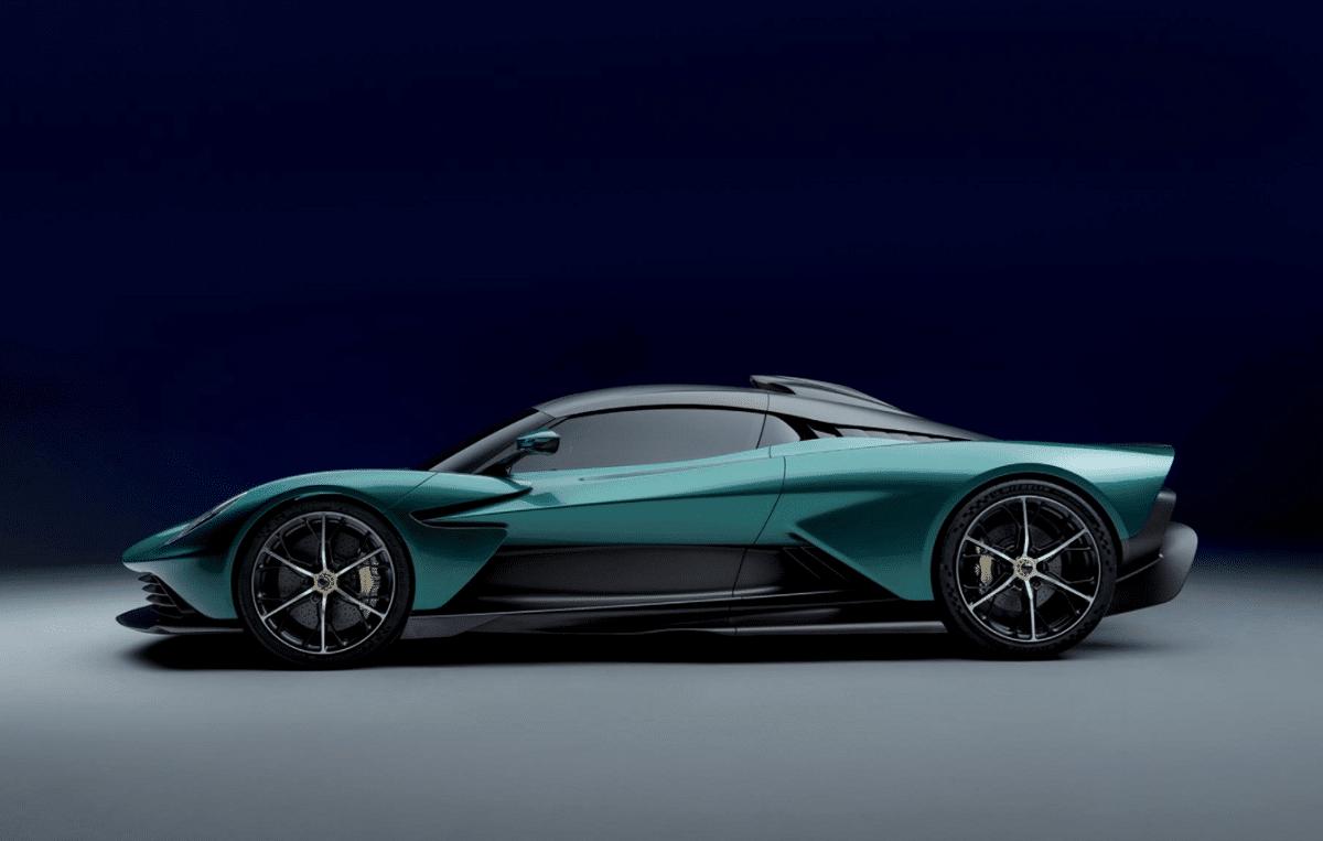 Supersport Valhalla Aston Martin