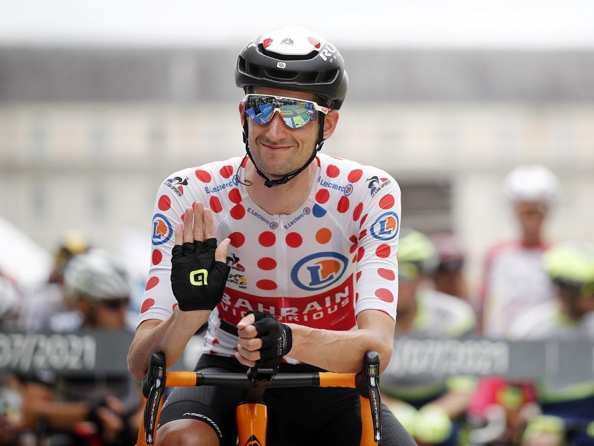 Tour de France policie doping