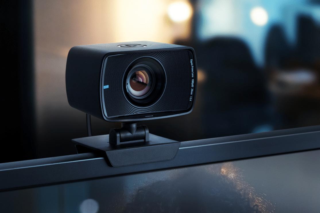 Elgato webkamera Facecam