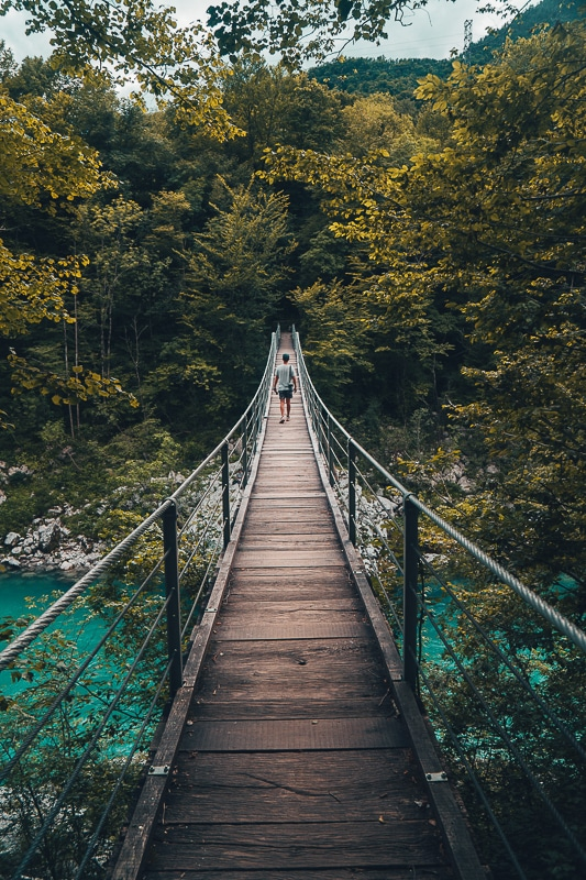 Nejlepší treky ve Slovinsku