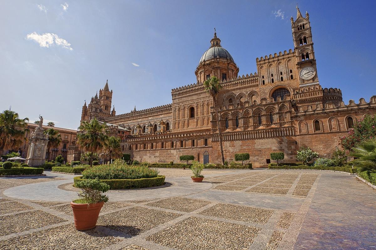 Nejkrásnější města na Sicílii