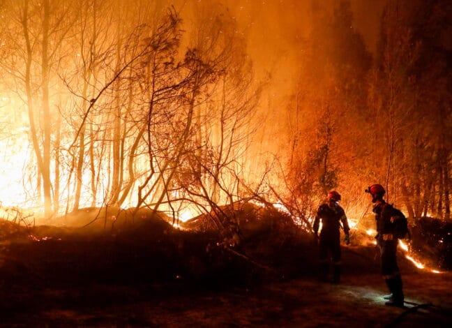 Požáry Řecko