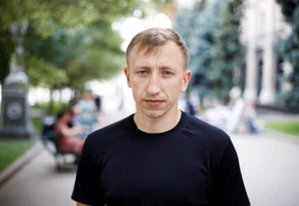 běloruský opoziční aktivista oběšený