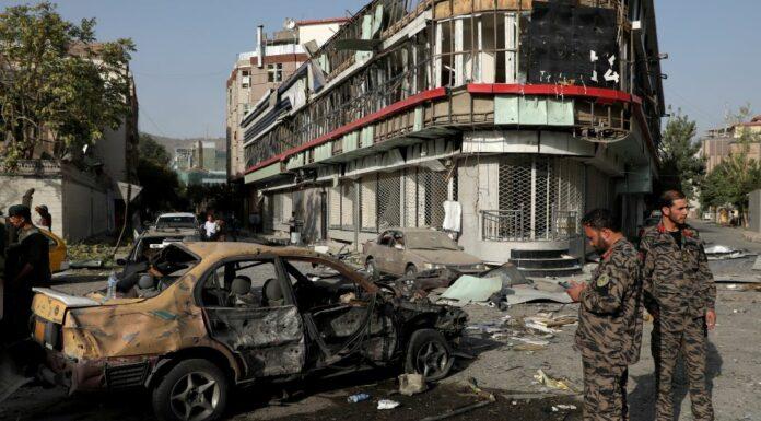 Tálibán útok na sídlo ministra obrany