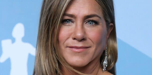 Jennifer Aniston přerušila kontakt s neočkovanými přáteli