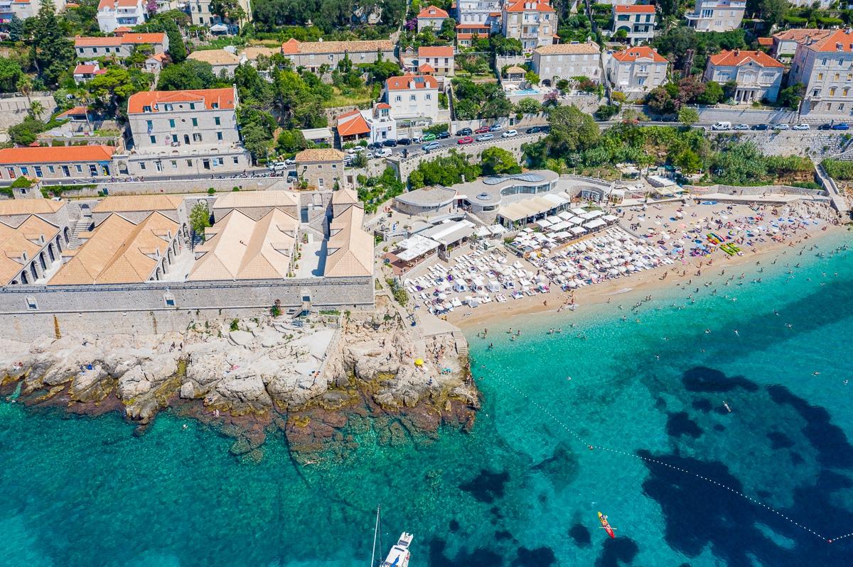 Nejlepší pláže v okolí Dubrovníku