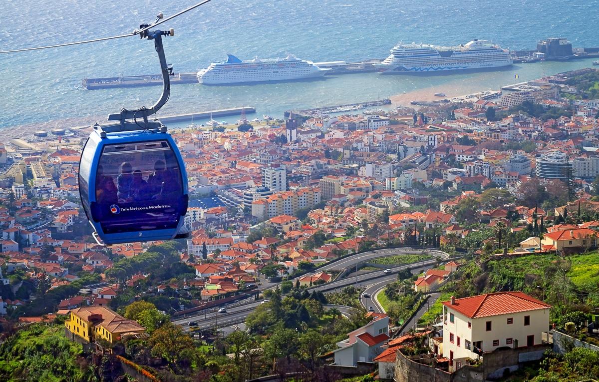 Proč navštívit ostrov Madeira