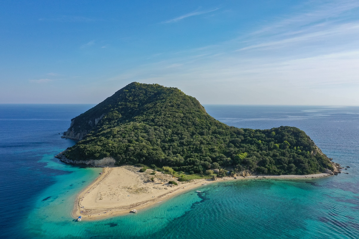 Co podniknout na řeckém ostrově Zakynthos
