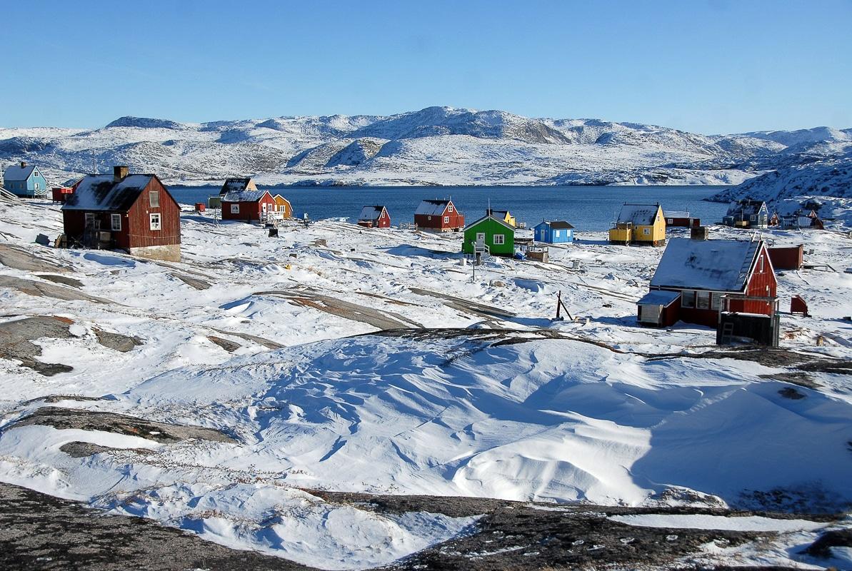 Grónsko cestovní ruch