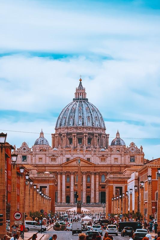 Nejkrásnější evropské kostely