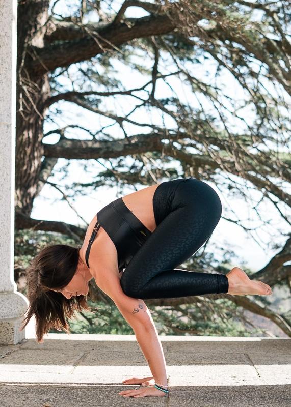 adaptivní jóga