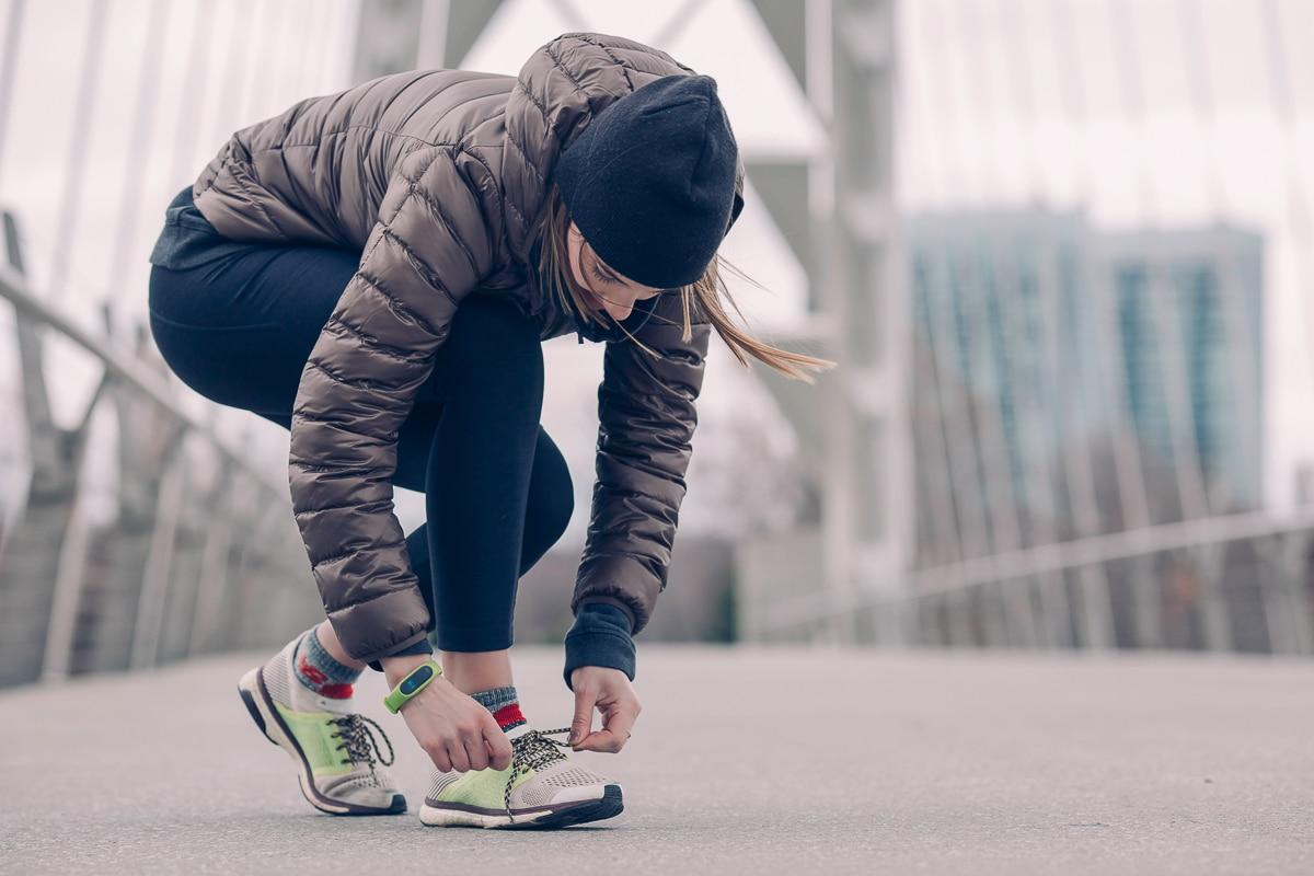 běžecká přestávka