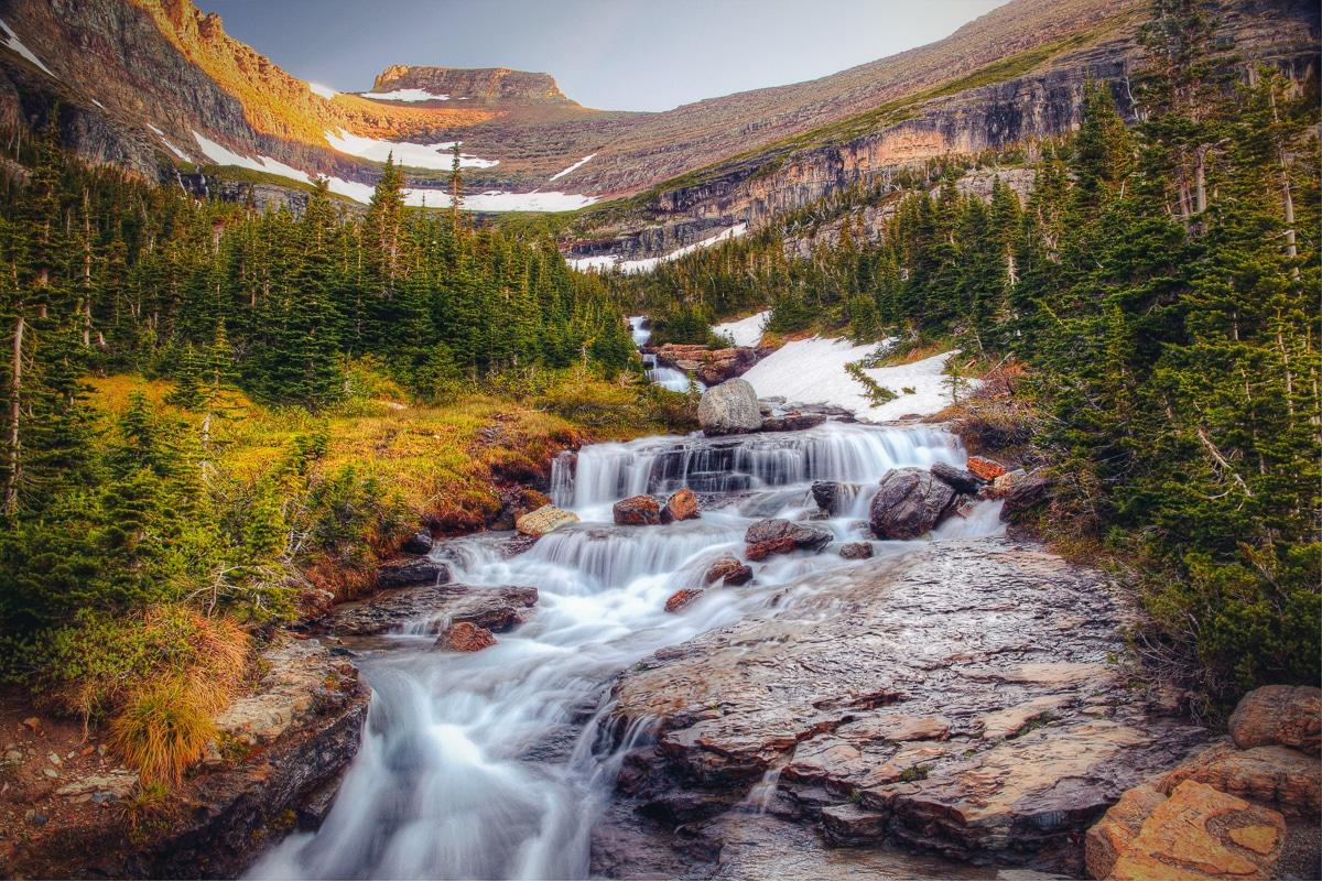 Nejlepší road tripy po amerických národních parcích