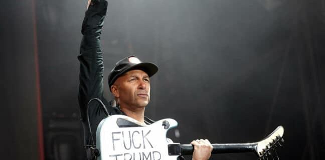 Tom Morello, Rage Against The Machine