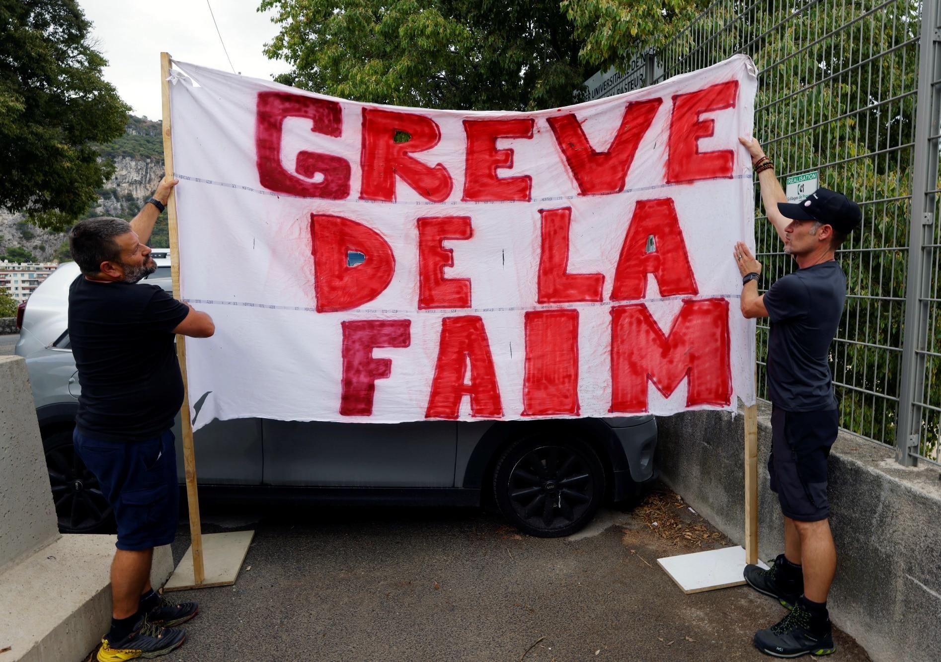 Protest proti opatřením zavedeným v souvislosti s pandemií covidu-19