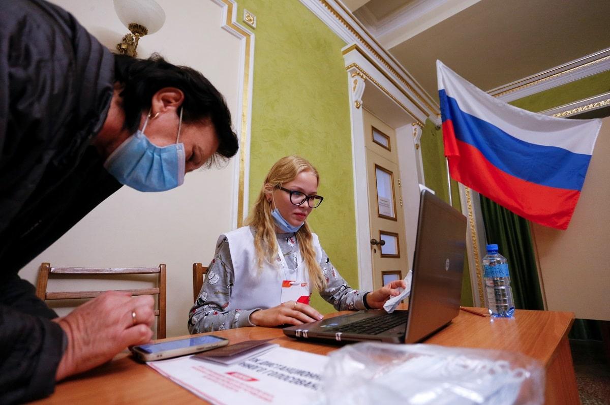 Ruské volby do parlamentu