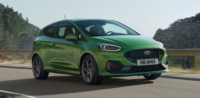 Ford Fiesta 2022
