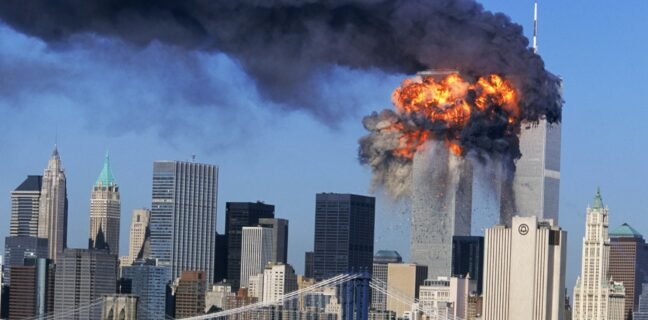 Tom Canavan byl pohřben zaživa v troskách Světového obchodního centra (WTC)