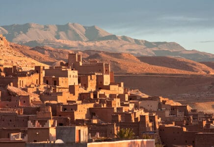 Ait Ben Haddou, Maroko