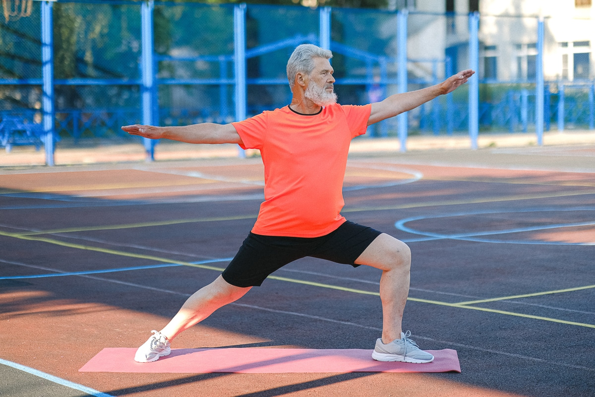 jóga s artritidou