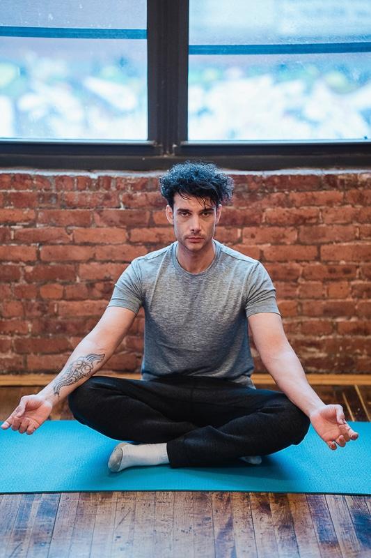 pozice pro zahřátí jóga
