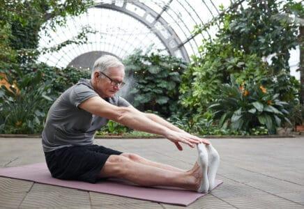 jóga artritida