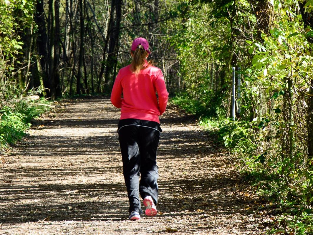 běhat každý den