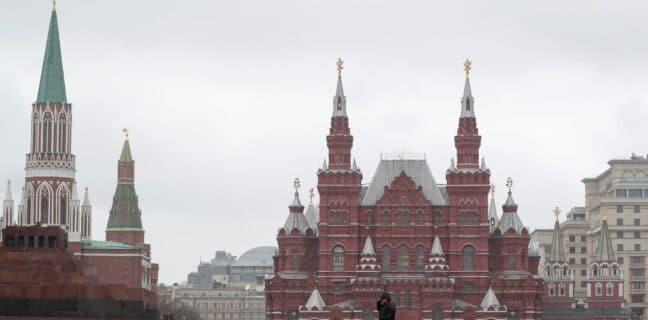 Moskvu čeká další lockdown