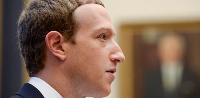 Zuckerberg plánuje v EU najmout 10 tisíc odborníků