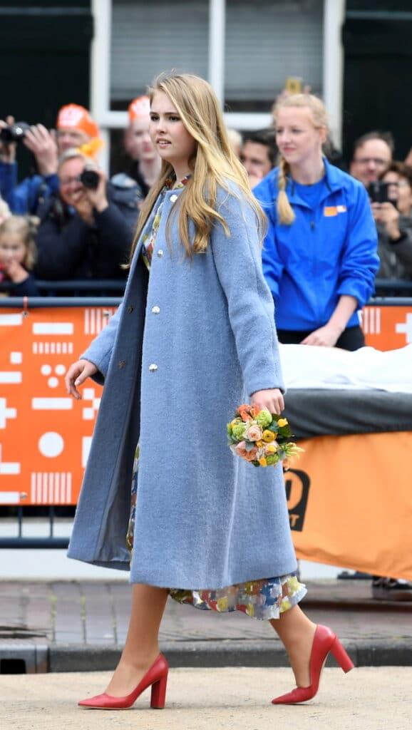 Nizozemská princezna Catharina-Amalia