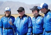 William Shatner po letu do vesmíru