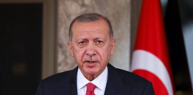 Turecký prezident Erdogan vyhodil velvyslance