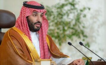 Korunní princ Saúdské Arábie Mohammed bin Salman